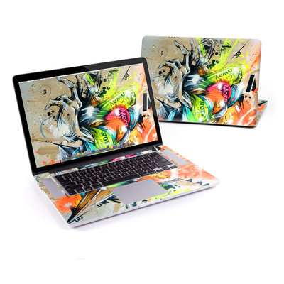 MacBook Pro Retina 15in Skin - Dance