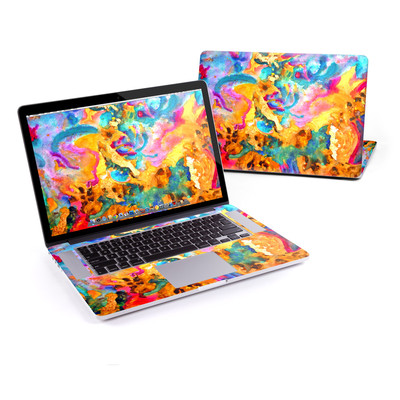 MacBook Pro Retina 15in Skin - Dawn Dance