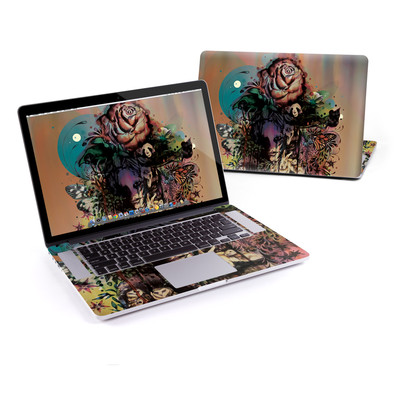 MacBook Pro Retina 15in Skin - Doom and Bloom