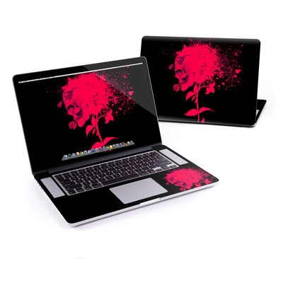 MacBook Pro Retina 15in Skin - Dead Rose