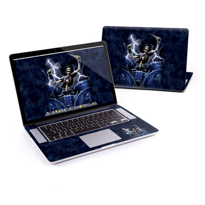 MacBook Pro Retina 15in Skin - Death Drummer