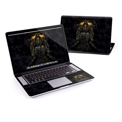 MacBook Pro Retina 15in Skin - Death Throne