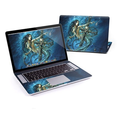 MacBook Pro Retina 15in Skin - Death Tide