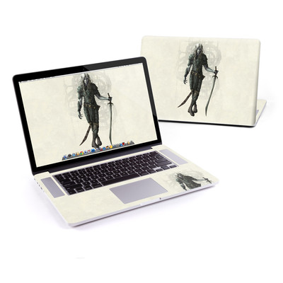 MacBook Pro Retina 15in Skin - Dark Elf