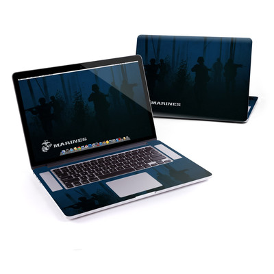 MacBook Pro Retina 15in Skin - Deploy