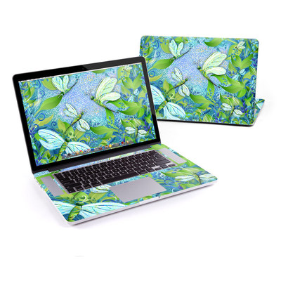 MacBook Pro Retina 15in Skin - Dragonfly Fantasy