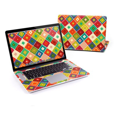 MacBook Pro Retina 15in Skin - Diamante