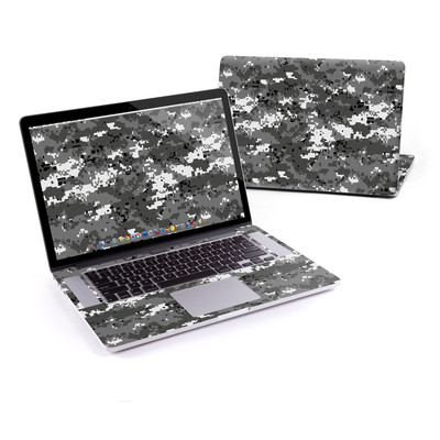 MacBook Pro Retina 15in Skin - Digital Urban Camo