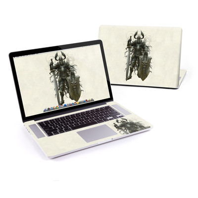 MacBook Pro Retina 15in Skin - Dark Knight