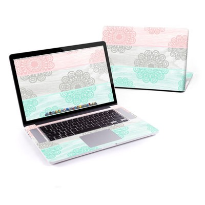 MacBook Pro Retina 15in Skin - Doily