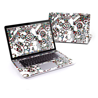 MacBook Pro Retina 15in Skin - Dots