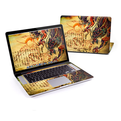 MacBook Pro Retina 15in Skin - Dragon Legend