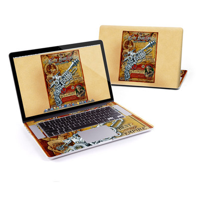 MacBook Pro Retina 15in Skin - The Duelist