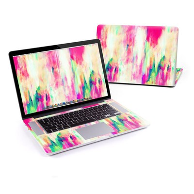 MacBook Pro Retina 15in Skin - Electric Haze