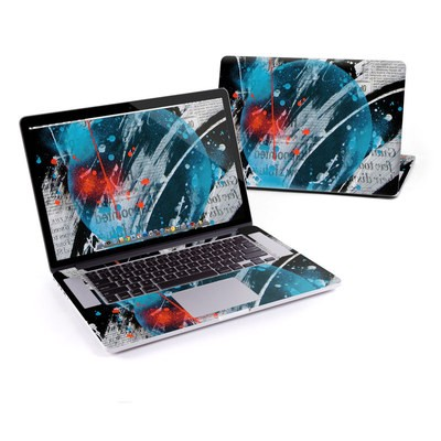 MacBook Pro Retina 15in Skin - Element-Ocean