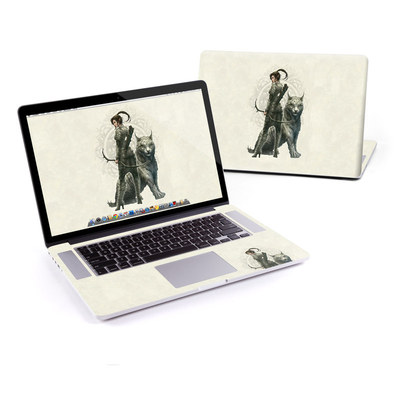 MacBook Pro Retina 15in Skin - Half Elf Girl