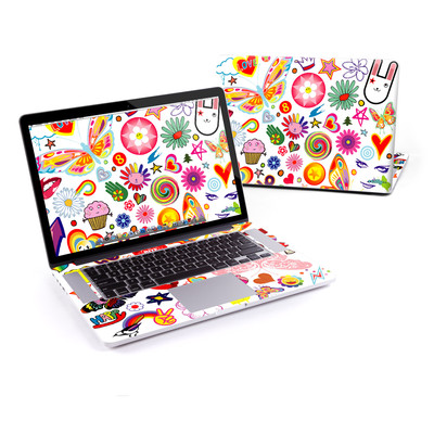 MacBook Pro Retina 15in Skin - Eye Candy