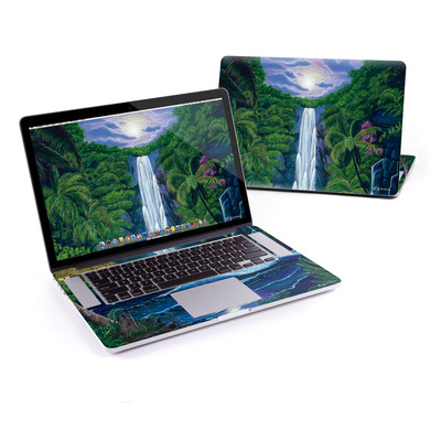 MacBook Pro Retina 15in Skin - In The Falls Of Light