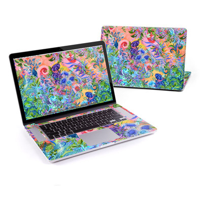 MacBook Pro Retina 15in Skin - Fantasy Garden