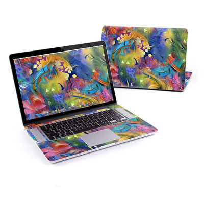 MacBook Pro Retina 15in Skin - Fascination