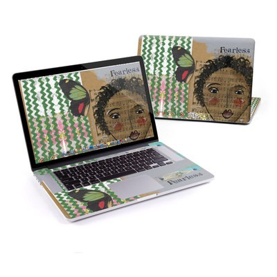 MacBook Pro Retina 15in Skin - Fearless Heart