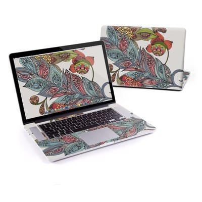 MacBook Pro Retina 15in Skin - Feather Flower