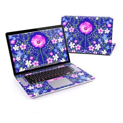 MacBook Pro Retina 15in Skin - Floral Harmony