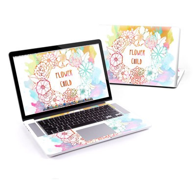 MacBook Pro Retina 15in Skin - Flower Child