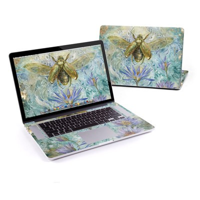 MacBook Pro Retina 15in Skin - When Flowers Dream