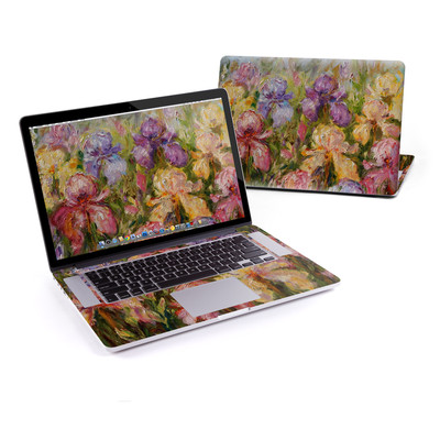 MacBook Pro Retina 15in Skin - Field Of Irises
