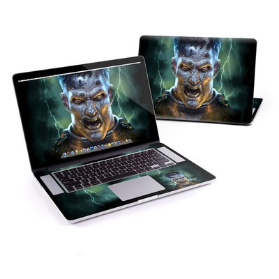 MacBook Pro Retina 15in Skin - Frankenstein