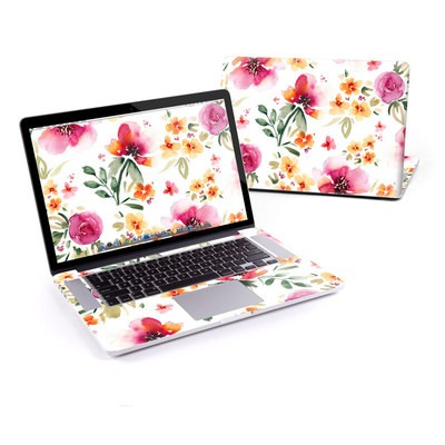 MacBook Pro Retina 15in Skin - Fresh Flowers