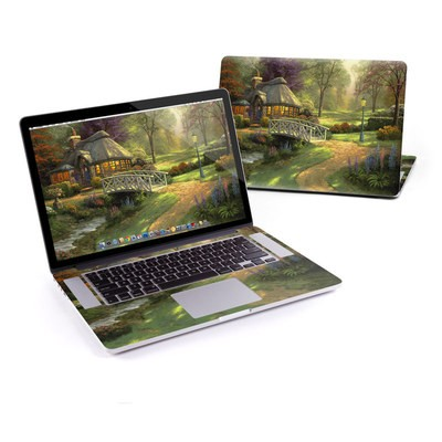 MacBook Pro Retina 15in Skin - Friendship Cottage