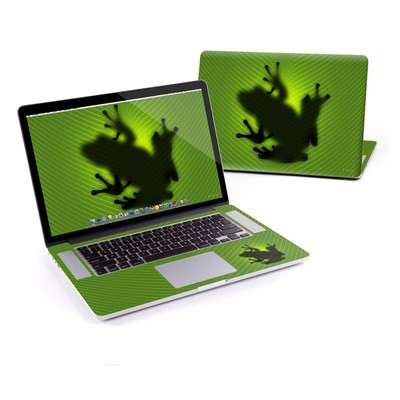MacBook Pro Retina 15in Skin - Frog