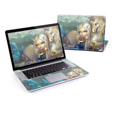 MacBook Pro Retina 15in Skin - Fiona Unicorn