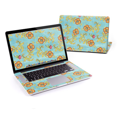 MacBook Pro Retina 15in Skin - Garden Jewel