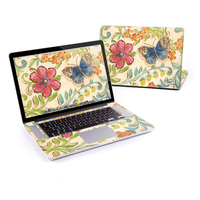 MacBook Pro Retina 15in Skin - Garden Scroll