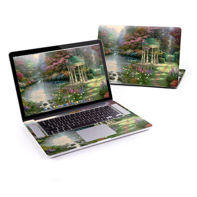 MacBook Pro Retina 15in Skin - Garden Of Prayer