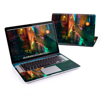 MacBook Pro Retina 15in Skin - Gypsy Firefly