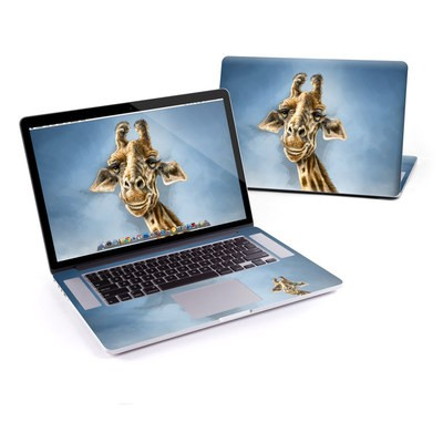 MacBook Pro Retina 15in Skin - Giraffe Totem