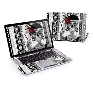 MacBook Pro Retina 15in Skin - Mrs Gloria Vanderbone