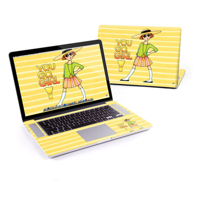 MacBook Pro Retina 15in Skin - You Go Girl