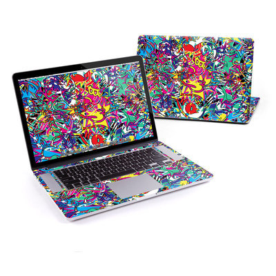 MacBook Pro Retina 15in Skin - Graf
