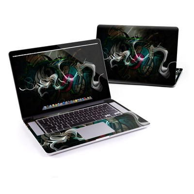 MacBook Pro Retina 15in Skin - Graffstract