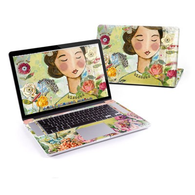 MacBook Pro Retina 15in Skin - Grateful Soul
