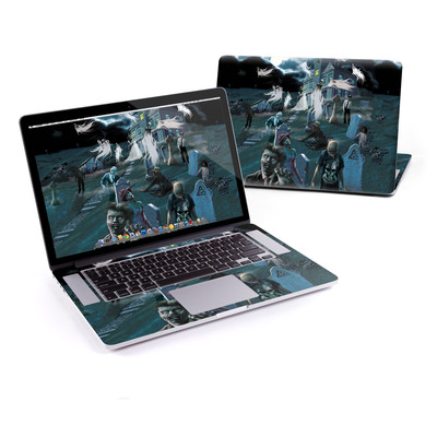 MacBook Pro Retina 15in Skin - Graveyard