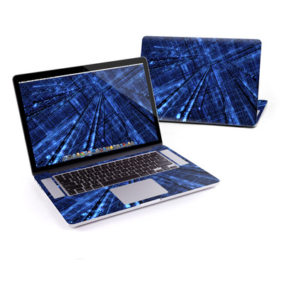 MacBook Pro Retina 15in Skin - Grid