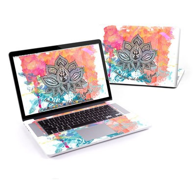 MacBook Pro Retina 15in Skin - Happy Lotus