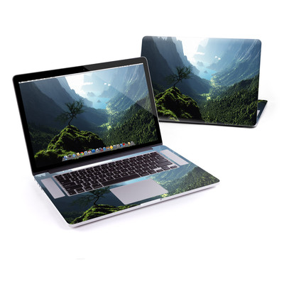 MacBook Pro Retina 15in Skin - Highland Spring