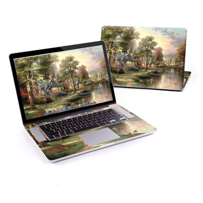 MacBook Pro Retina 15in Skin - Hometown Lake